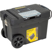 Stanley 033026R  Pro-Mobile 17 Gallon Contractor Tool Chest With Removable Organizer