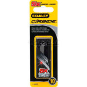 Stanley® 11-800T, Carbide™ Blades, 10 Pack