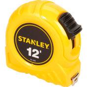 """Stanley® 30-485, Tape Rule 1/2"""" x 12'"""