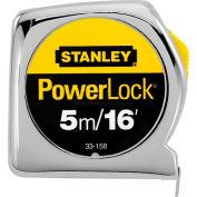 "Stanley 33-158 PowerLock® Tape Rule 3/4"" x 5M/16'"