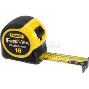 Stanley 33-716 FatMax® Tape Rule W/BladeArmor™ Coating, 16'L