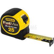 Stanley 33-725 FatMax® Tape Rule W/BladeArmor™ Coating, 25'L