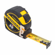 "Stanley 33-900 FatMax Xtreme® Tape Rule with BladeArmor™ Coating 1-1/4"" x 35'"