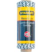 Stanley 47-119 250' Mason'S Line, Black & White - Pkg Qty 2