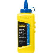 Stanley 47-803 Blue Chalk Refill, 8 Oz. - Pkg Qty 18
