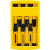 Stanley 66-052 6 Piece Precision Screwdriver Set