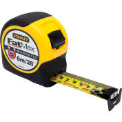 "Stanley FMHT33866S  Fatmax® Magnetic Tape Rule 1-1/4"" X 8M/26'"