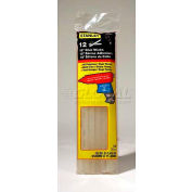 "Stanley® GS25DT, DualMelt™ Glue Sticks 10"", 12 Pack"
