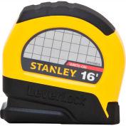 """Stanley®  Leverlock® STHT30812 Tape Rule 3/4"""" X 16' Tape Measure"""