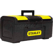 "Stanley® Stst16410, Basic Tool Box, 16"" - Pkg Qty 4"