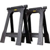 Stanley® STST60952, Junior Folding Sawhorse Twin Pack - Pkg Qty 4