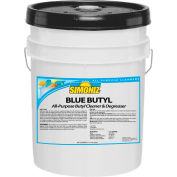 Simoniz® Blue Butyl All-Purpose Butyl Cleaner And Degreaser 5 Gallon Pail, 1/Case - B0320005