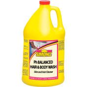 Simoniz® pH-Balanced Hair & Body Wash 1 Gallon, Pkg Qty 4 - CS0285004