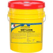 Simoniz® Wet Look Acrylic Floor Sealer Finish 5 Gallon Pail, 1/Case - CS07400005