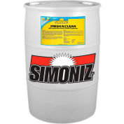 Simoniz Fresh N Clean All-Purpose Non-Butyl Cleaner & Degreaser 55 Gal Drum, 1/Ca F1238055 by Degreasers