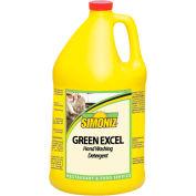 Simoniz® Green Excel Liquid, All-Purpose H& Dishwashing Detergent Gal Bottle, 4/Ca - G1378004