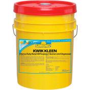 Simoniz® Kwik Kleen Heavy Duty All Purpose Cleaner & Degreaser 5 Gal Pail, 1/Case - K1910005