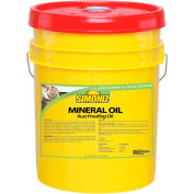 Simoniz® Rust Proofing Mineral Oil 5 Gallon Pail, 1/Case - M2323005