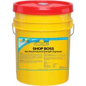 Simoniz® Shop Boss Industrial Strength Degreaser, 5 Gallon Pail - S3252005