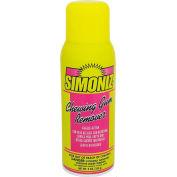 Simoniz® Aerosol Chewing Gum Remover 6.5 oz. Aerosol Can, 12/Case - S3342012