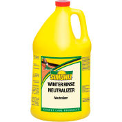 Simoniz® Ice Melt Neutralizer, Gallon Bottle, 4 Bottles - W4115004