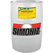 Simoniz® Ultra Line Floor Stripper, 55 Gallon Drum - UL1100055