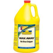 Simoniz® Wax Away No Rinse Stripper Gallon Bottle, 4/Case - W42150004
