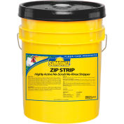 Simoniz® Zip Strip No Scrub No Rinse Floor Stripper, 5 Gallon Pail - Z60500005