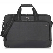 SOLO® Urban Slim Brief, 16 X 3 X 11-1/2, Gray