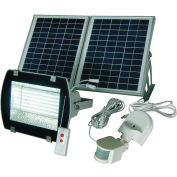 Solar Goes Green Industrial Grade SMD LED Solar Flood Light SGG-156-2R, Surface Mount, Outdoor