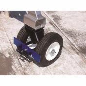 2 Ton Cap., Spanco, Aluminum Gantry Crane, Pneumatic Tire, Dual Tire, Without Brake