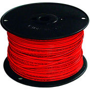Southwire 27023101 Tffn 18 Gauge Building Wire, Stranded Type, Red, 500 Ft - Pkg Qty 4