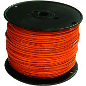 Southwire 27027201 Tffn 18 Gauge Building Wire, Stranded Type, Orange, 500 Ft - Pkg Qty 4