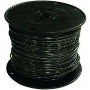Southwire 27032201 TFFN 16 Gauge Building Wire, Stranded Type, Black, 500 Ft - Pkg Qty 4