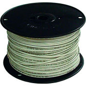 Southwire 27033001 TFFN 16 Gauge Building Wire, Stranded Type, White, 500 Ft - Pkg Qty 4
