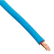 Southwire 55671623 12, 19 Cu Gpt Primary Auto Wire, Blue, 100 Ft - Pkg Qty 2