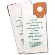 Tornado CV30 & CV38 12 & 15 Vacuum Cleaner Bag