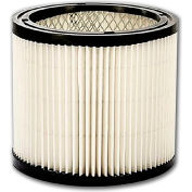 Shop-Vac Multi-Fit Pleated Cartridge Filter Wet/Dry - 8 Filters/Case