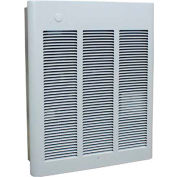 Berko® Commercial Fan-Forced Wall Heater FRA4024F, 4000/3000W, 240/208V