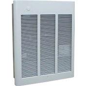 Berko® Commercial Fan-Forced Wall Heater FRA4024F, 4000/3000W, 240/208V
