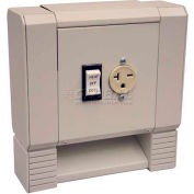 Berko® Institutional Convector Air Conditioner Outlet Section HBBAC, Rated 20A At 208/240 VAC