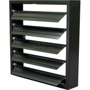 Berko® Louvered Diffuser HUHAALDS for 3 & 5KW Units for Horizontal/Downflow Unit Heater