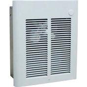 Berko® Small Room Fan-Forced Wall Heater SRA1012DSF, 1000W, 120V