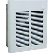 Small Room Fan-Forced Wall Heater SRA1012DSF, 1000W, 120V