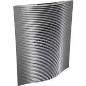 Berko® SmartSeries® Architectural Digital Wall Heater SSARWH4804AL, 240V, 4000W, Aluminum