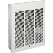 Berko® Fan-Forced Wall Heater VFK204F, 2000/1500W, 240/208V