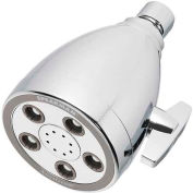 "Speakman Anystream® Hotel 5-Jet 3-1/2"" Dia. Shower Head, Polished Chrome Finish, 2.5 GPM"