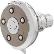 Speakman Anystream® Napa 5-Jet Shower Head, Polished Chrome Finish, 2.5 GPM