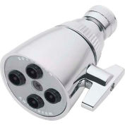 Speakman Anystream® Conserve 4-Jet Shower Head, Polished Chrome Finish, 1.5 GPM