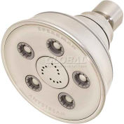 Speakman Anystream® 3-3/4 Dia. Caspian Wall Mount Shower Head, Brushed Nickel Finish, 2 GPM